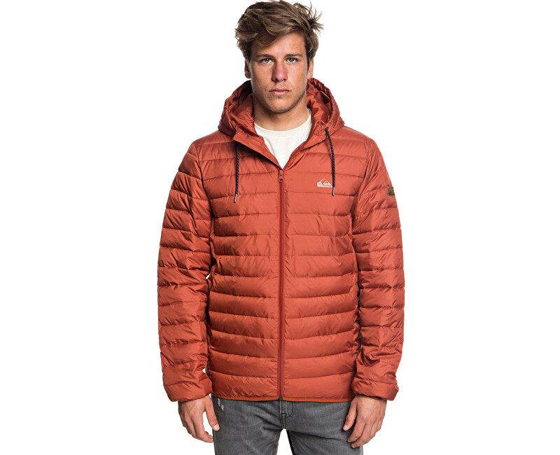 Quiksilver Bunda Scaly Barn Red EQYJK03418-RQJ0