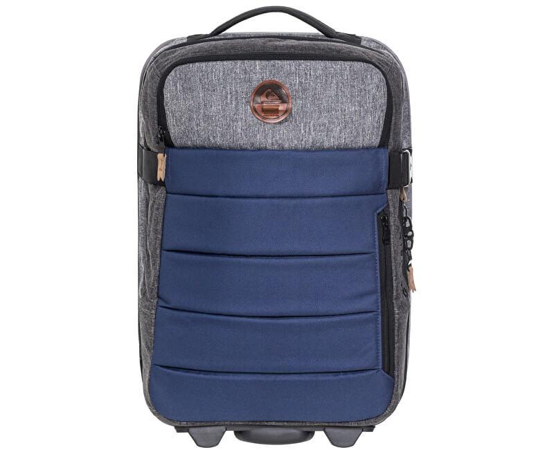 01d4e15015c81 Quiksilver Cestovná taška New Horizon Medieval Blue Heather EQYBL03140-BTEH