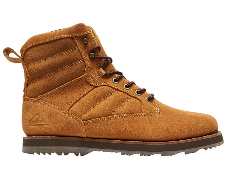 Quiksilver Kotníkové boty Wr Bronk Brown/Brown/Brown AQYB700034-XCCC