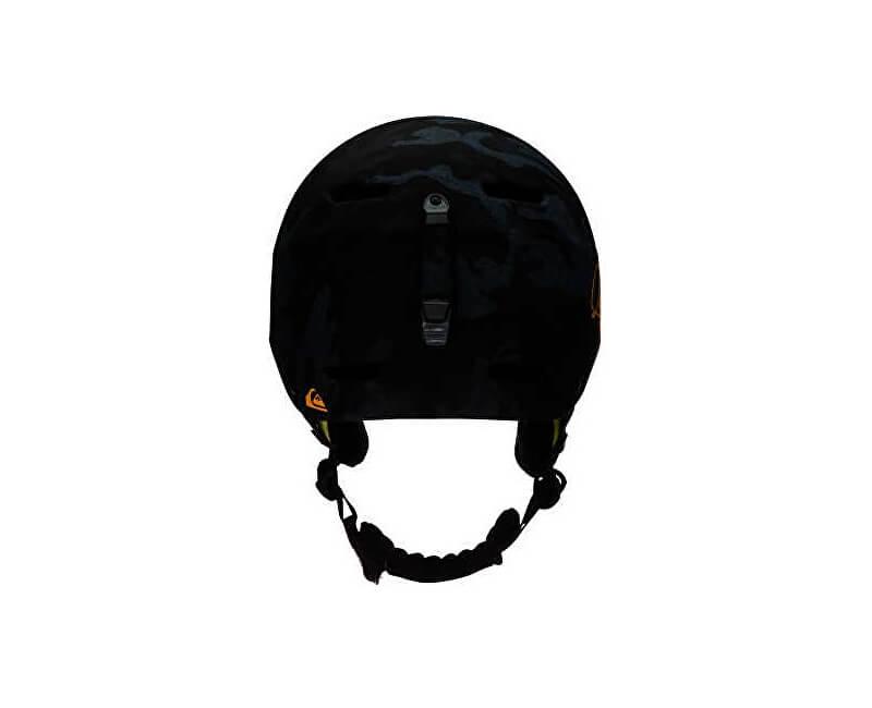Quiksilver Lyžařská helma Wildcat Black Camokazi EQYTL03018-KVJ9