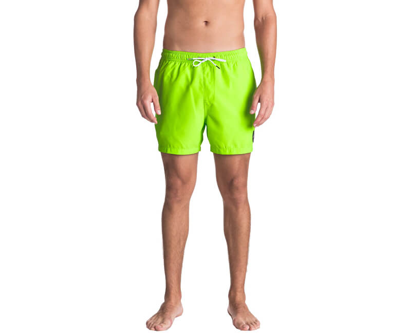 Quiksilver Pantaloni bărbați Everyday Volley 15 Green Gecko EQYJV03318-GGY0