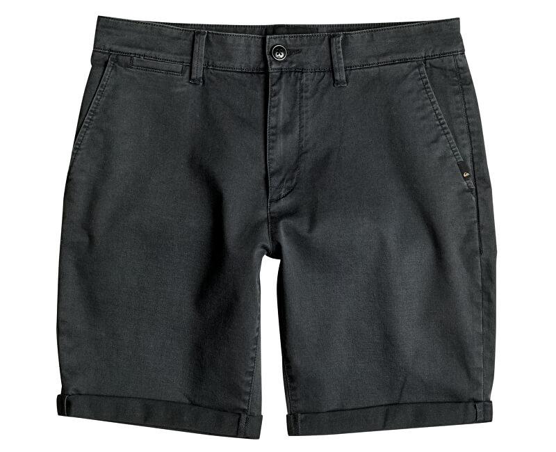 Quiksilver Shorts pentru bărbați Kranda Chino St Tarmac EQYWS03324-KTA0