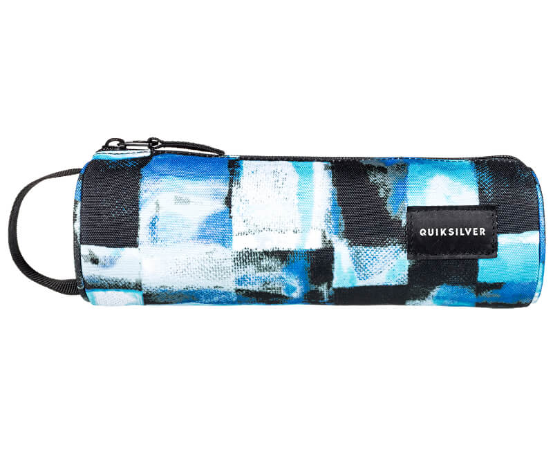 Quiksilver Penál Pencilo print Turkish sea resin check EQYAA03593-BQS6