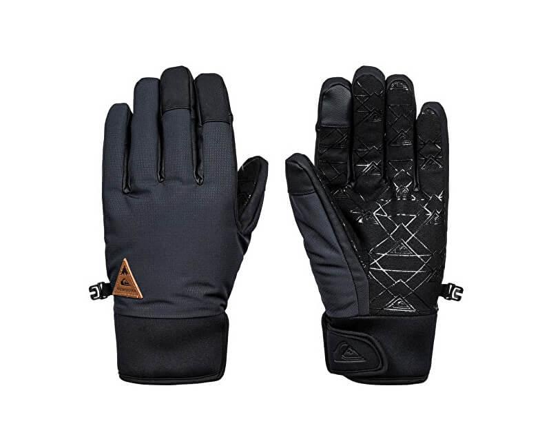 Quiksilver Rukavice Method Glove Black EQYHN03082-KVJ0