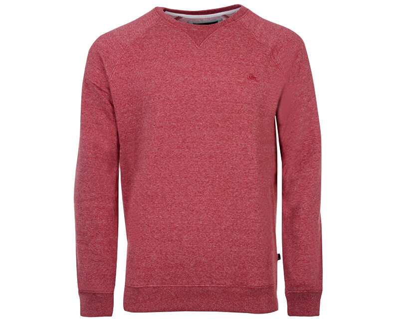 Quiksilver Sveter Everyday Crew Garnet Heather EQYFT03847-RQKH