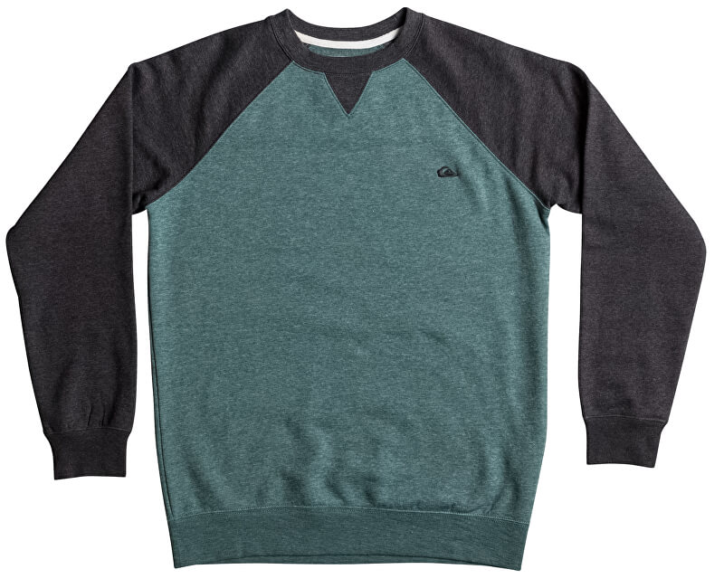 Quiksilver Svetr Everydaycrew Silver Pine Heather EQYFT03427-GPAH