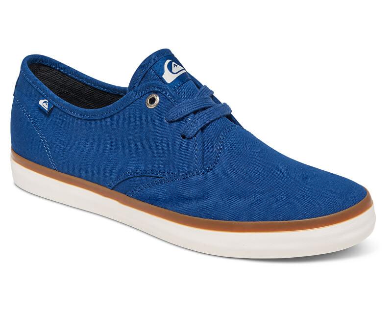 Quiksilver Tenisky Shorebreak Blue White Blue AQYS300027-XBWB ... aa7ca67afd