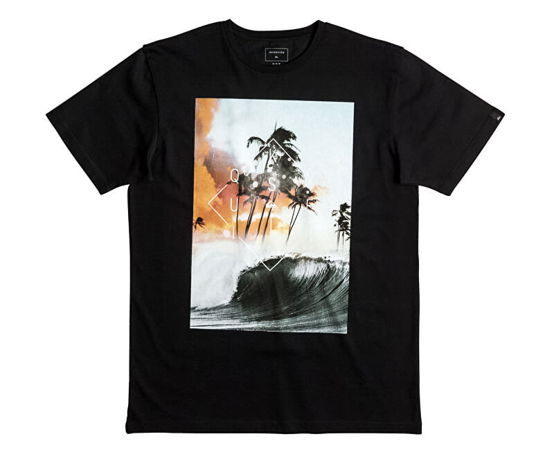 Quiksilver Shirt Wave Thunder Black EQYZT04283-KVJ0