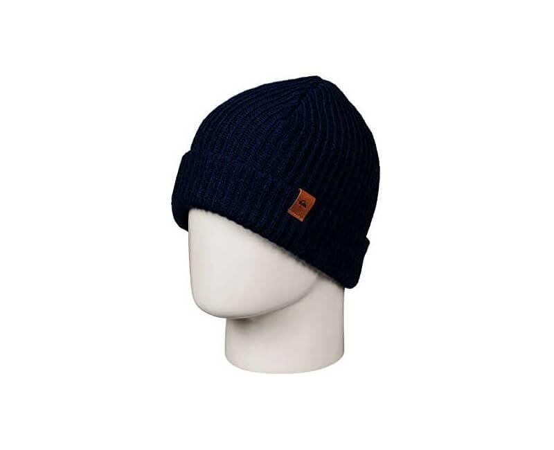 Quiksilver Zimní čepice Routine Beanie Estate Blue EQYHA03066-BSW0