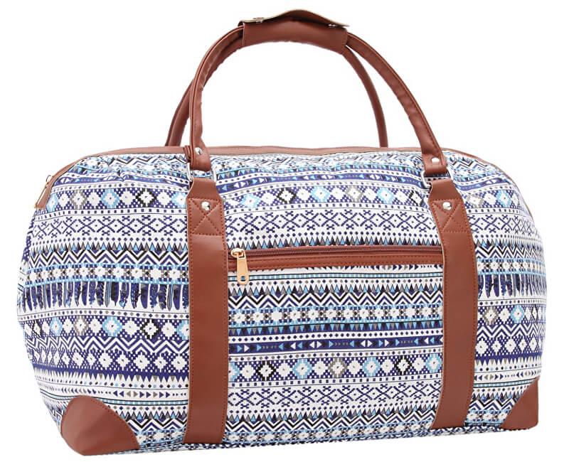 f1d4d63923458 REAbags Cestovná taška Jazzi 2173 - modrá | Vivantis.sk - Od kabelky ...