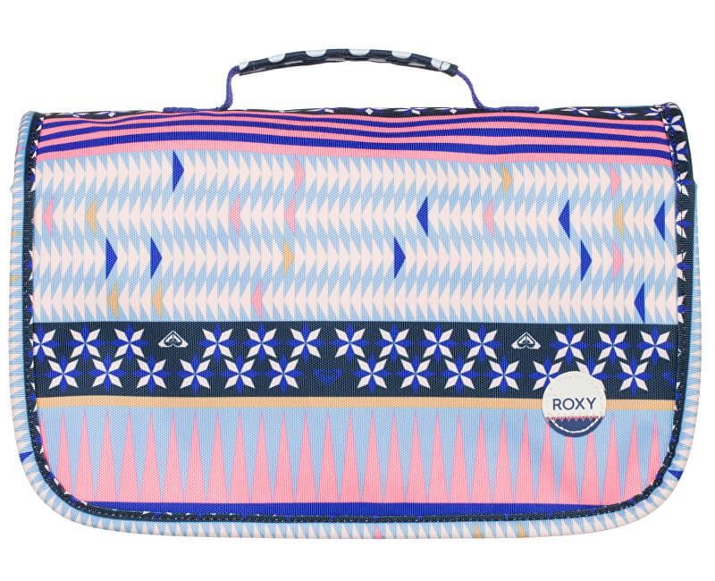 Roxy Cestovní pouzdro Waveform Vanity Dress Blues Wintery ERJBL03100-BTK1