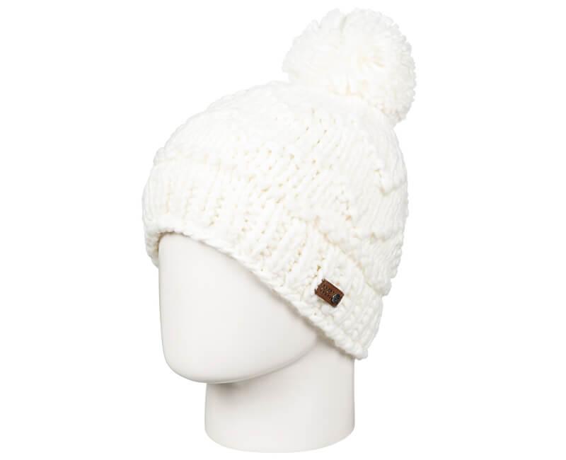 Roxy Dámská čepice Winter Beanie Bright White ERJHA03274-WBB0