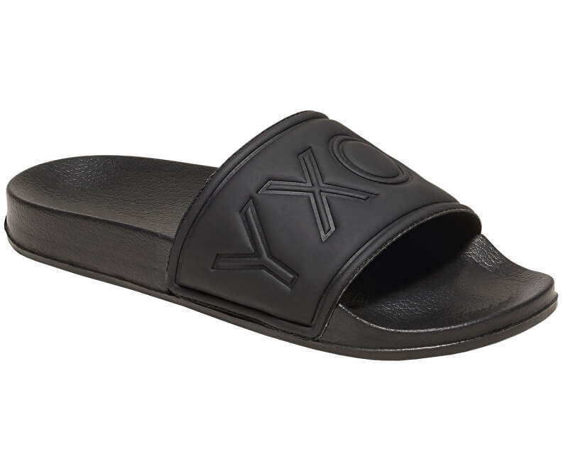 Roxy Dámské pantofle Slippy II Black ARJL100679-BL0