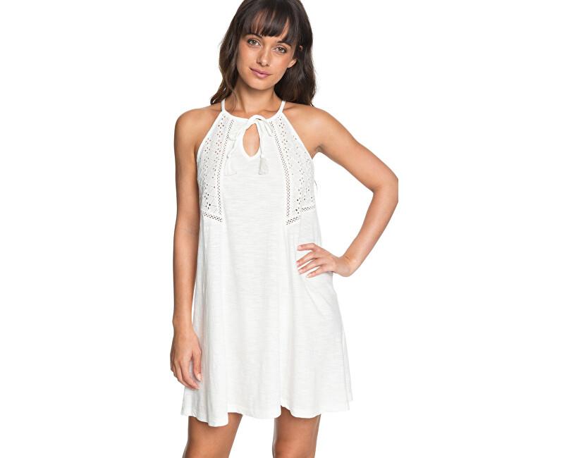 3a75ad7930f Roxy Dámské šaty Enchanted Island Marshmallow ERJKD03164-WBT0 ...