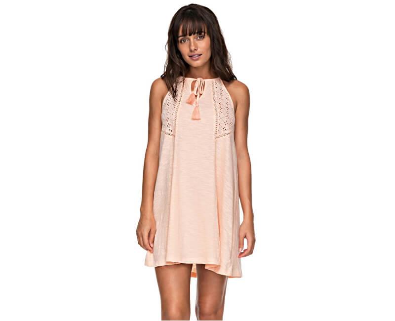 a0637384392 Roxy Dámské šaty Enchanted Island Tropical Peach ERJKD03164-MDR0 ...