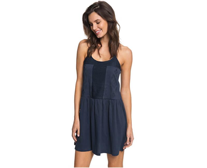 eacc9b216f9 Roxy Dámské šaty White Beaches ERJKD03167-BTK0 Dress Blues Doprava ...