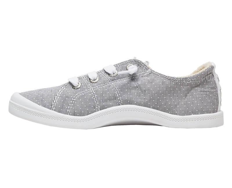 08ae130e7bc3 Roxy Dámske tenisky Bayshore III Grey White ARJS600418-GWH ...