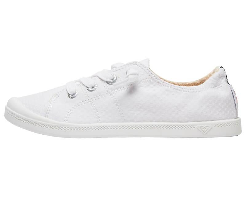 80c24af0869d Roxy Dámske tenisky Bayshore III White ARJS600418-WHT