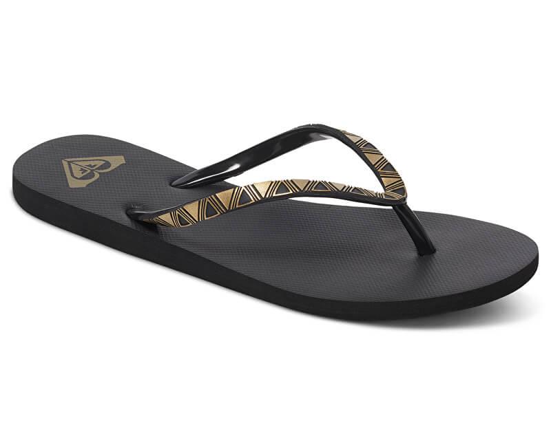 Roxy Flip flop-uri pentru femei Bermuda Molded Black ARJL100552-BLK