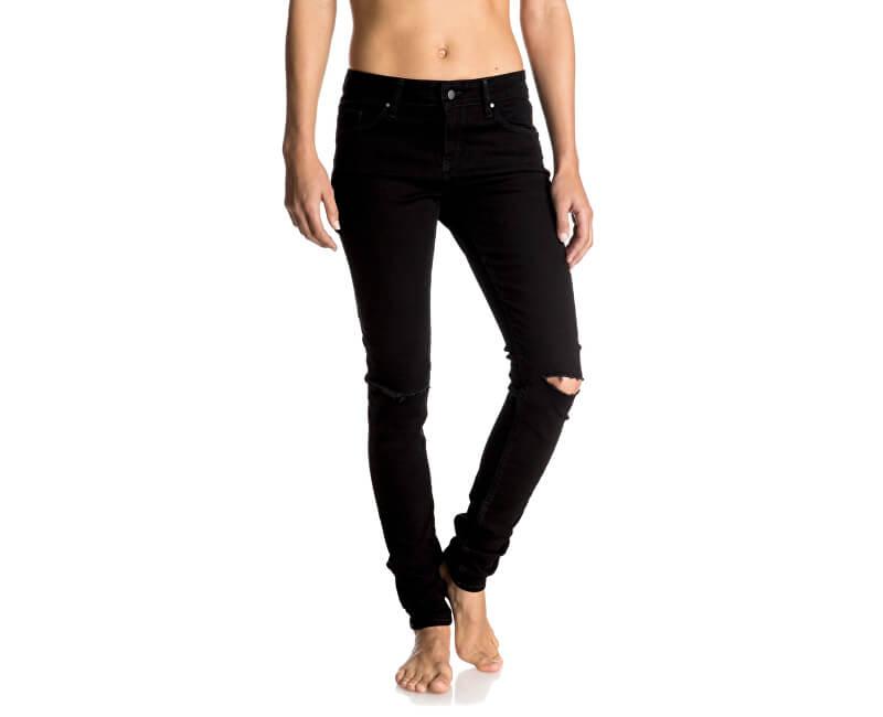 Roxy Pantaloni Rebel Come Black ERJDP03136-CTQW