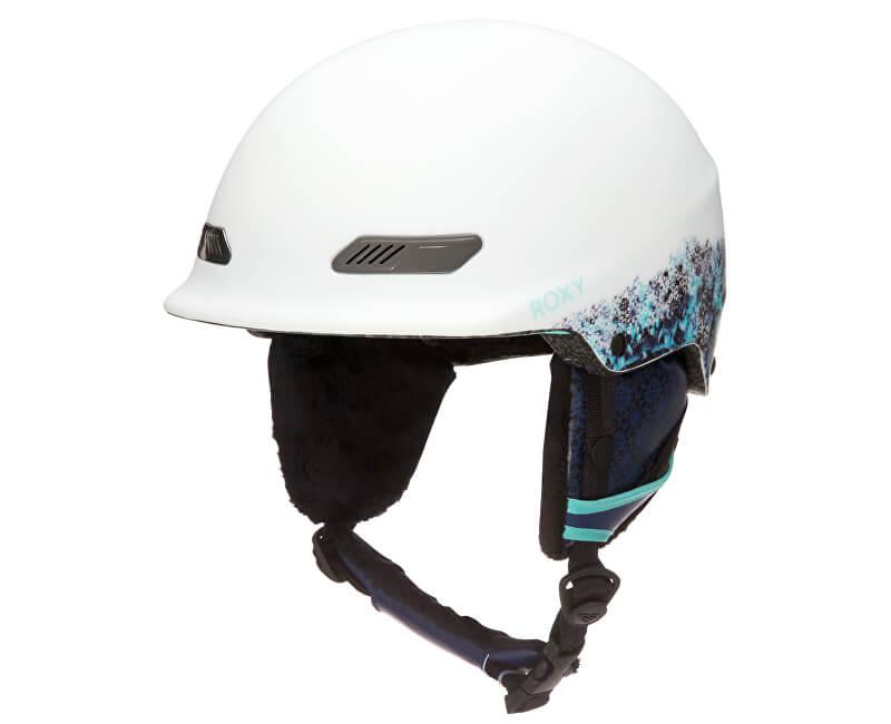 Roxy Lyžařská helma Power Powder Kaleidos Flowers ERJTL03018-BFK9