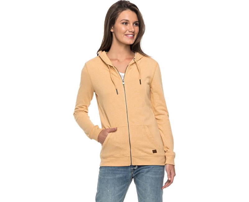Roxy Mikina Trippin Spruce Yellow Heather ERJFT03596-YLKH