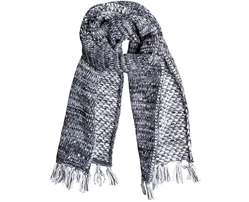 Roxy Šála The Shopp Scarf Anthracite ERJAA03336-KVJ0
