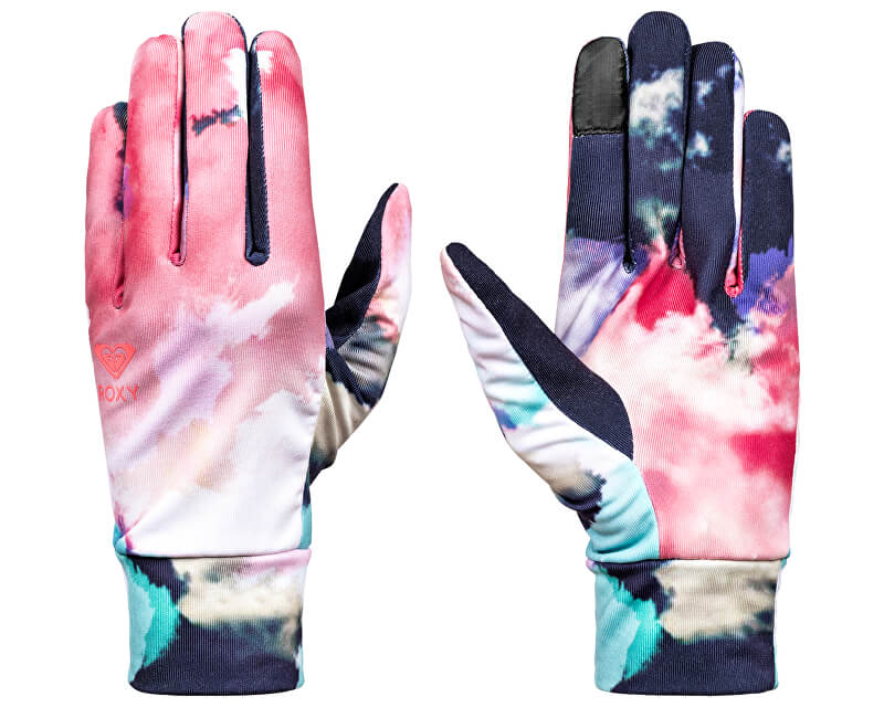Roxy Mănuși Liner Gloves Cloud Nine ERJHN03059-NKN6