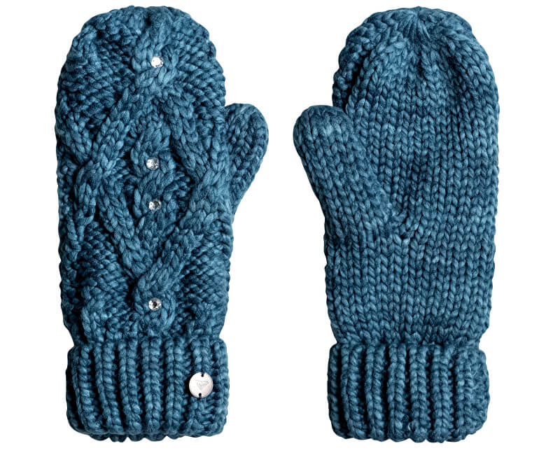 Roxy Zimní rukavice Shooting Star M Ink Blue ERJHN03075-BSF0