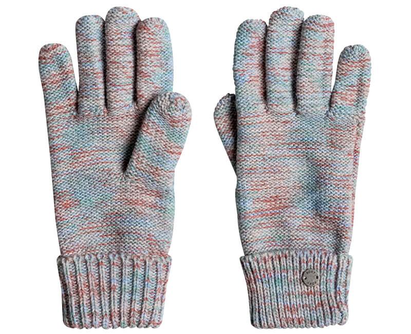 Roxy Zimní rukavice Valentines Glov Heritage Heather ERJHN03089-SGRH