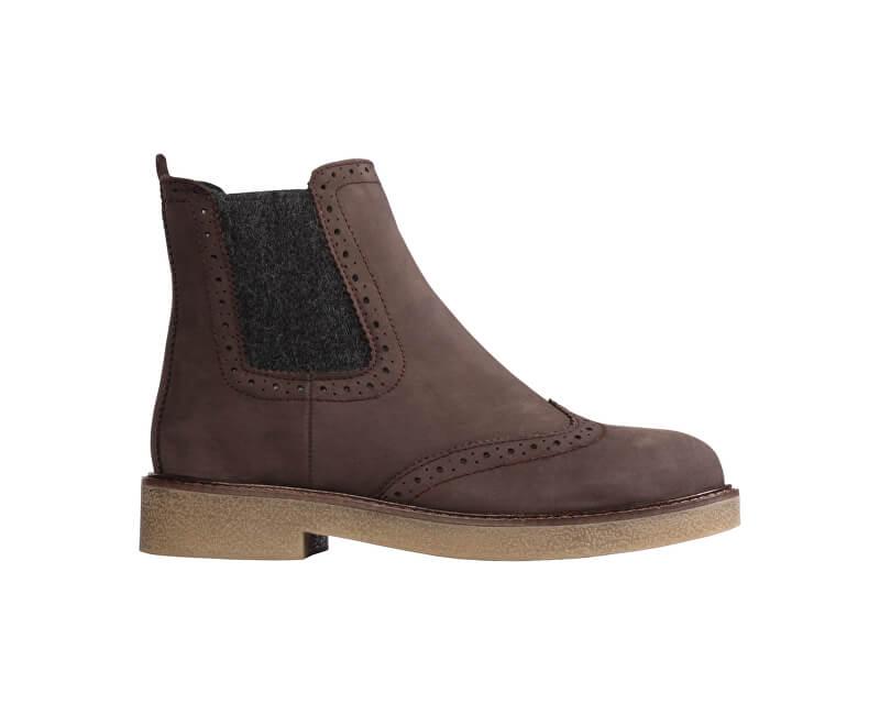 c310a284f9 Scholl Dámske členkové topánky Rudy Memory Cushion Dk Brown F272921019 V  akcii. Predchádzajúci  Ďalšie