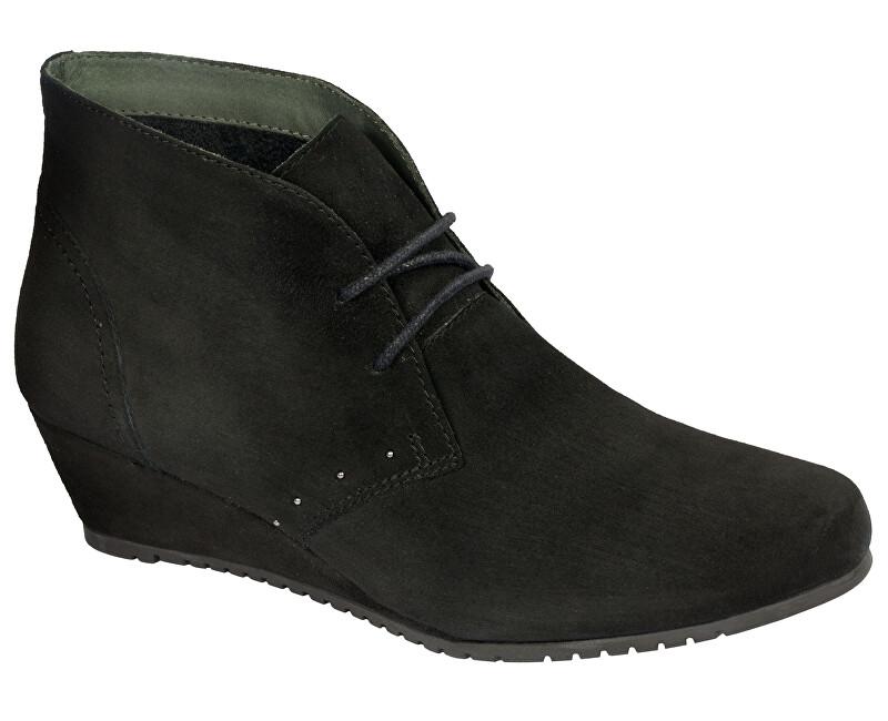Scholl Dámské kotníkové boty Lorelie Memory Cushion Black F267931004