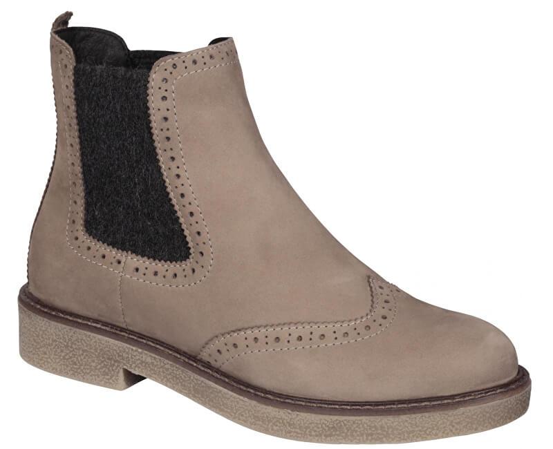 acbf8d5e3726 Scholl Dámske členkové topánky Rudy Memory Cushion Taupe F272921062 ...