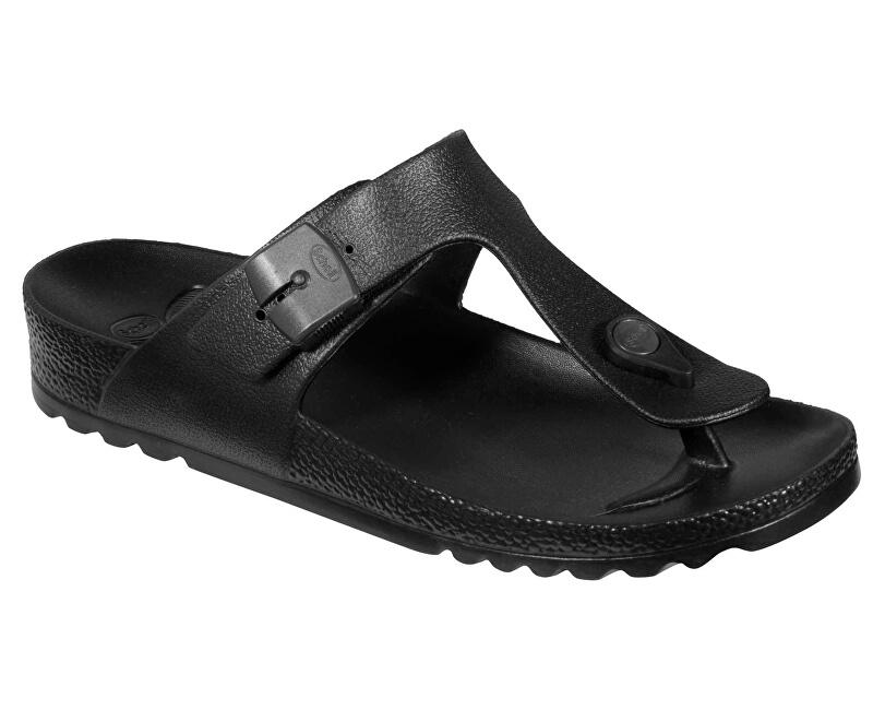 Scholl Dámske žabky Bahia Flip-Flop Black F274541004