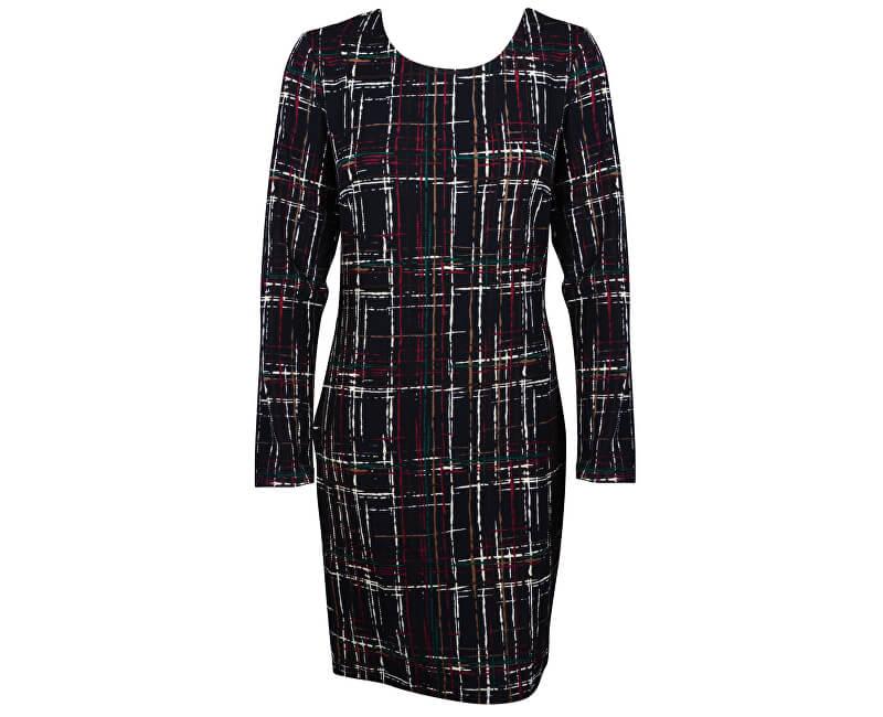 Smashed Lemon Dámské krátké šaty Black 17906/02