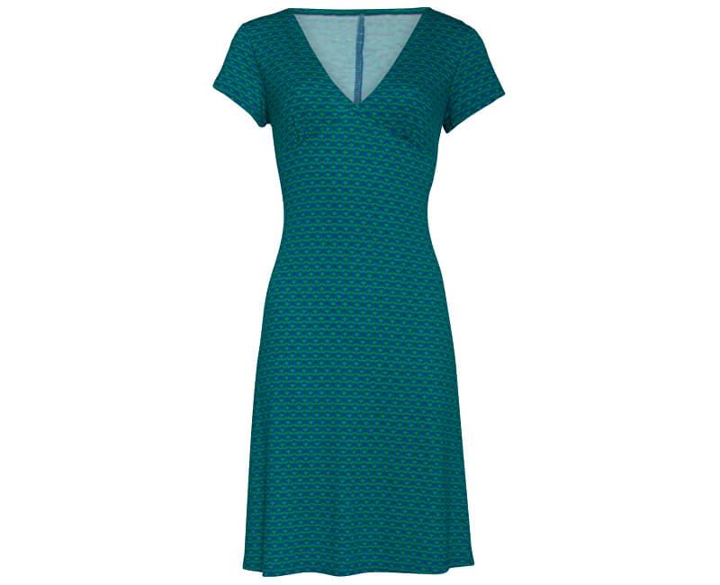 0a499aaffe47 Smashed Lemon Dámske krátke šaty Turquoise 18381 10 - ZĽAVA 1