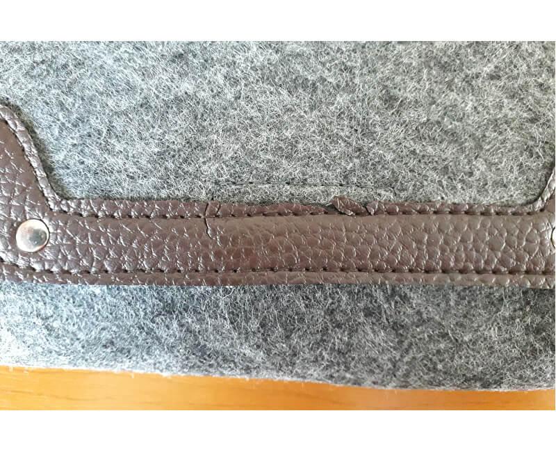 defe51b0e3 Produkt není k dispozici. Vyberte si prosím jiné produkty z . Děkujeme za  pochopení. Art of PoloDámská filcová crossbody kabelka Elegant - šedá ...