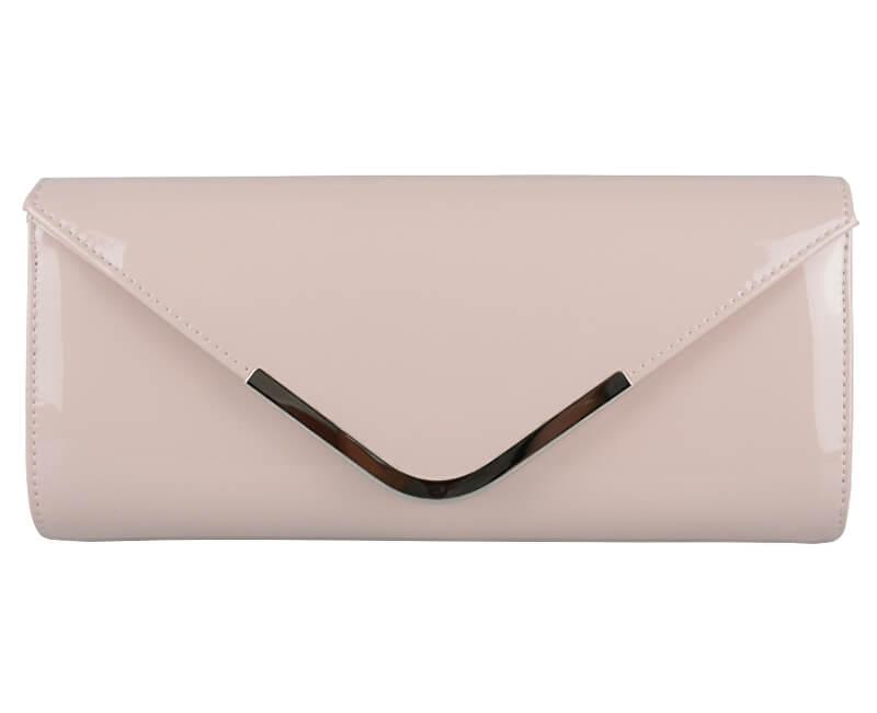 Bulaggi Elegantní psaníčko Sabella Party Envelope Pastel Pink 32489-61 - SLEVA