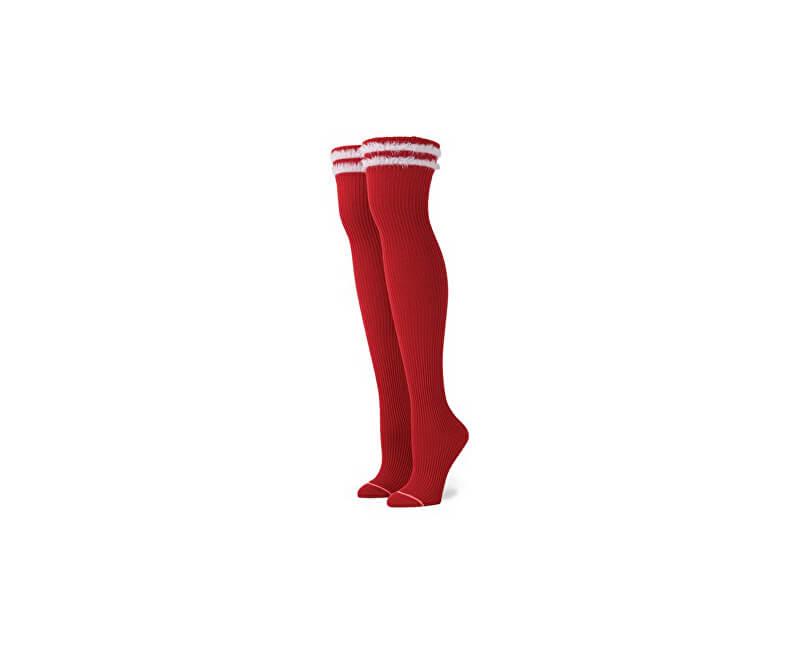 Stance Dámské ponožky Fur Fatale W832D17FUR-RED