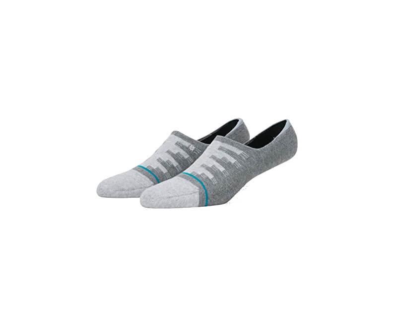 Stance Pánské kotníčkové ponožky Laretto Low Grey M115A18LAR-GRY