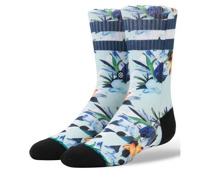 Stance Pánské ponožky Wipeout Blue M556D17WIP-BLU