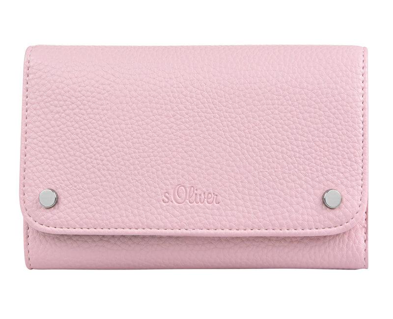 S.Oliver Dámska peňaženka 39.905.93.4913.4250 Purple/Pink