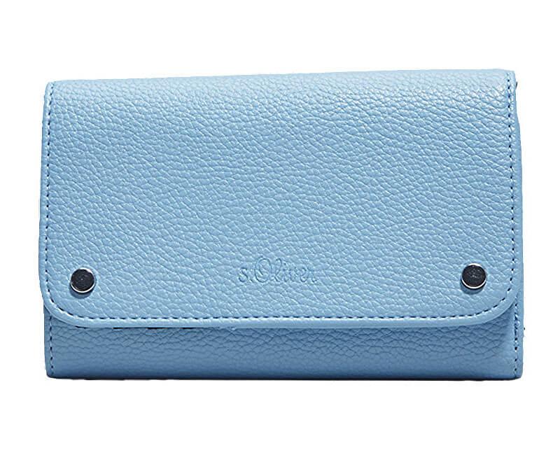 S.Oliver Dámska peňaženka 39.905.93.4913.5335 Blue