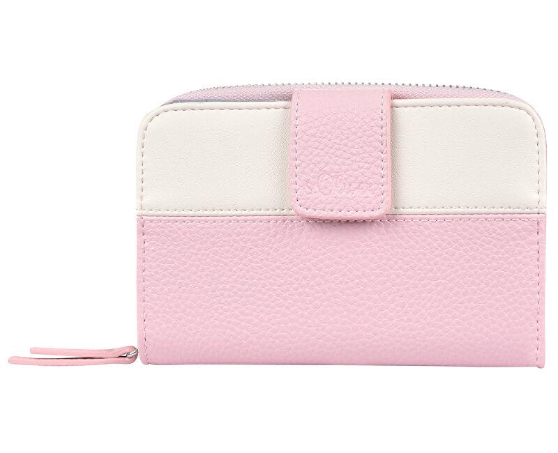 S.Oliver Dámska peňaženka 39.905.93.4916.4250 Purple/Pink