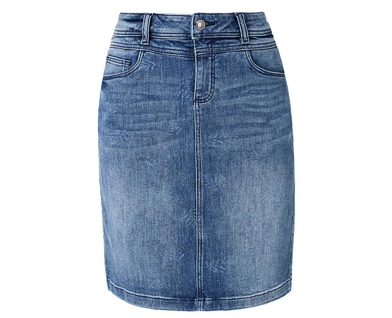 S.Oliver Dámska sukňa 14.905.79.2900.57Z1 Blue Denim Stretch