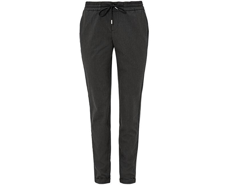 s.Oliver Dámské kalhoty délka 34 14.710.73.2154.99G0.34 Dark Grey