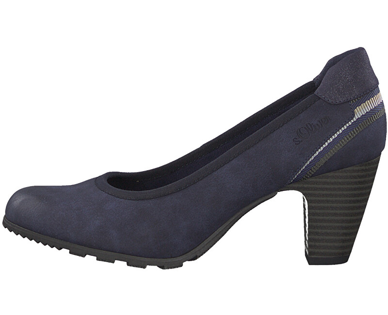 S.Oliver Femeile din Navy Boots 5-5-22404-23-805