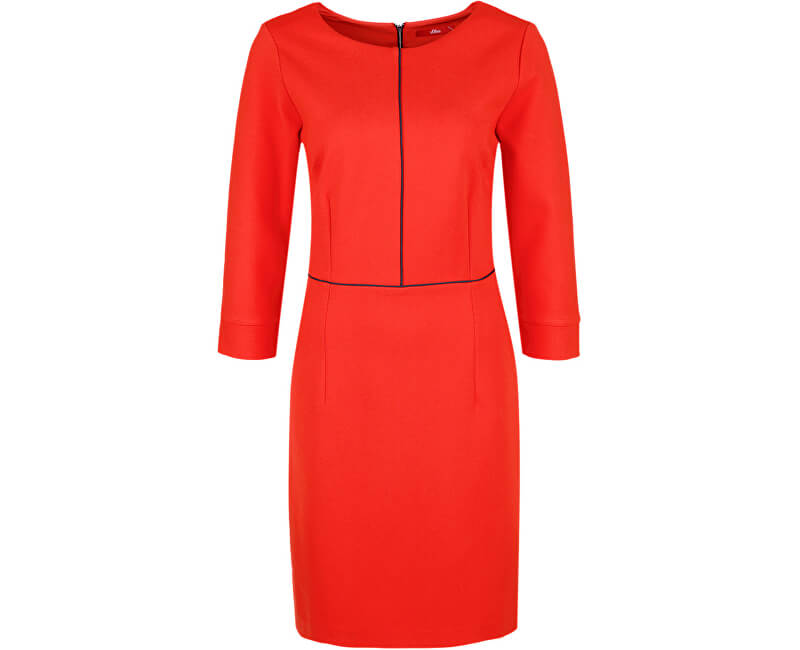 S.Oliver Femeile Dress 14.709.82.7015.3073 Red