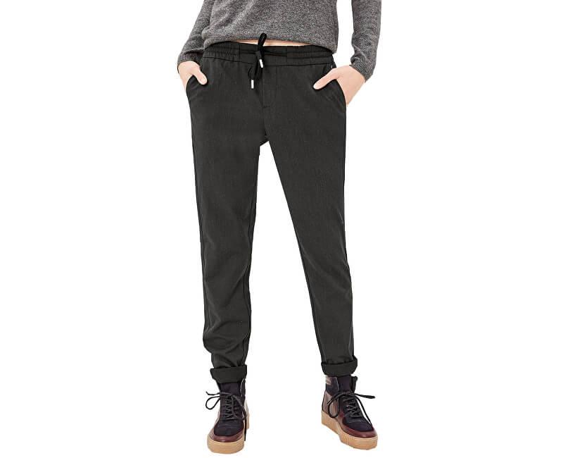 s.Oliver Dámské kalhoty 14.710.73.2154.99G0 Dark Grey