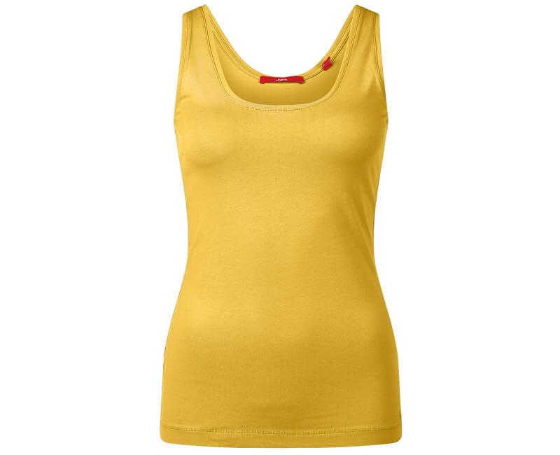S.Oliver Dámske tielko 14.905.34.4006.1355 Bright Yellow
